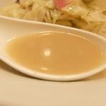 リンガーハット - スープ
