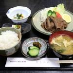 まるぶん - 米沢牛 焼肉定食