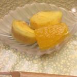 末吉鮓 - 果物