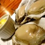 57109849 - 本日の焼き牡蛎 (厚岸)