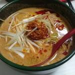 57109858 - 特濃坦々麺(改良中)