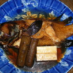 一龍 - 近海魚の煮付け