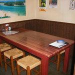 一龍 - 個室タイプ 椅子席 二部屋あり