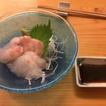 食 乃口 - 鯛と赤穂(*´д`*)