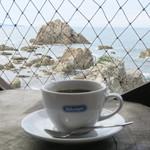 salt&cafe - 波しぶきブレンドコーヒー