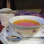 日和庵 - 紅茶