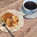 きまぐれ喫茶 - 人気のケーキと湧水コーヒー
