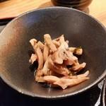 蛇の目鮨 - ランチ定食の小鉢