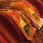 アメリカ食堂 サンズ・ダイナー - タコス