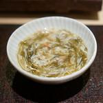 鮨菜 和喜智 - 毛蟹