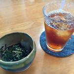 空 - ところてん & つめたい紅茶