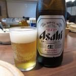 ジャパニーズ ヌードル アワオドリ - 瓶ビール