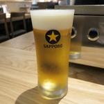 tekkote - 生ビール
