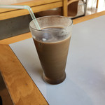ハワイアンカフェ アロハ - アイスコーヒー(^∇^)