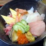 八王子総合卸売センター 市場寿司 たか