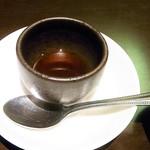 にんにん - 赤酢?