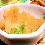 にんにん - クラゲの酢の物