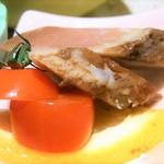 にんにん - 鴨とトマト