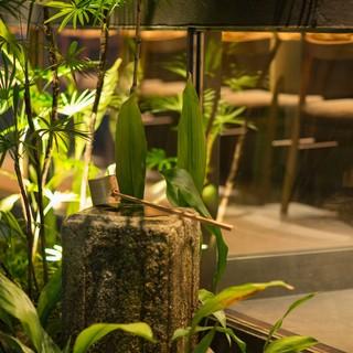 池袋で和食を楽しみたい皆様に。雨ニモマケズ