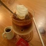 VAULT COFFEE - カフェ・オ・レ:500円