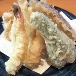 天ぷら豊樹 - 天ぷら定食