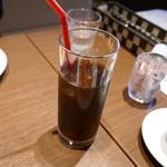 ジャルディーノ - アイスコーヒー