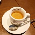 ジャルディーノ - エスプレッソコーヒー