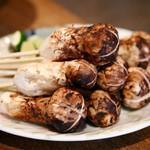 柳家 - 信州松茸の焼き物