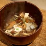 柳家 - 香草の香り雑茸鍋