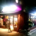 CISCA - 日本橋本町の裏通り