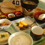 ホテル神州 - 朝食です♪