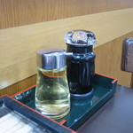 ハルミ食堂 - 卓上調味料