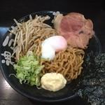 神戸ちぇりー亭 - とろっと魚介豚骨男の油そば【10月11月限定】