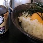 神戸ちぇりー亭 - 卵かけご飯