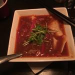 藤丸クラフト - 赤い水餃子