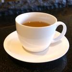 鉄板焼 天 本丸 - マテ茶