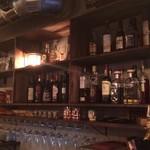ペック バル デ エスパーニャ - スペインのお酒を中心にリキュール、ウイスキーなども