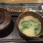 57136672 - 新さんま塩焼き定食(890円)