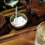 キッチンたうち - 500万年前の自然塩