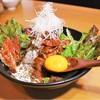 野菜たっぷりローストビーフ丼 並(150g)