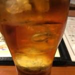 博多らーめん Shin-Shin - この日は飲酒禁ということで。
