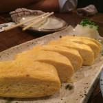 串焼酒場 酒楽酒酒酒 - 出汁巻き玉子