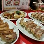 錦ちゃん餃子 -