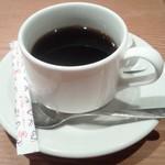 与市 - 食後のコーヒー付き