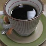 紫明 - 食後のコーヒー