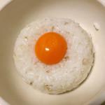 らんパーク - 卵はTKGでいただきました