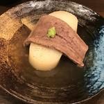 牛タン べこ串 - やわらかとろ牛タン862円(税込)