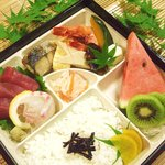 末広すし - 寿司、うどん以外のメニューも多数ございます! 末廣弁当 1050円