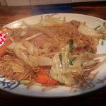 辛王 - 料理写真:B定食(焼きそば)