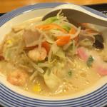 リンガーハット - 料理写真:スナックちゃんぽん453円税込